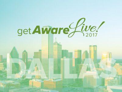 getAwareLive! Logo Image