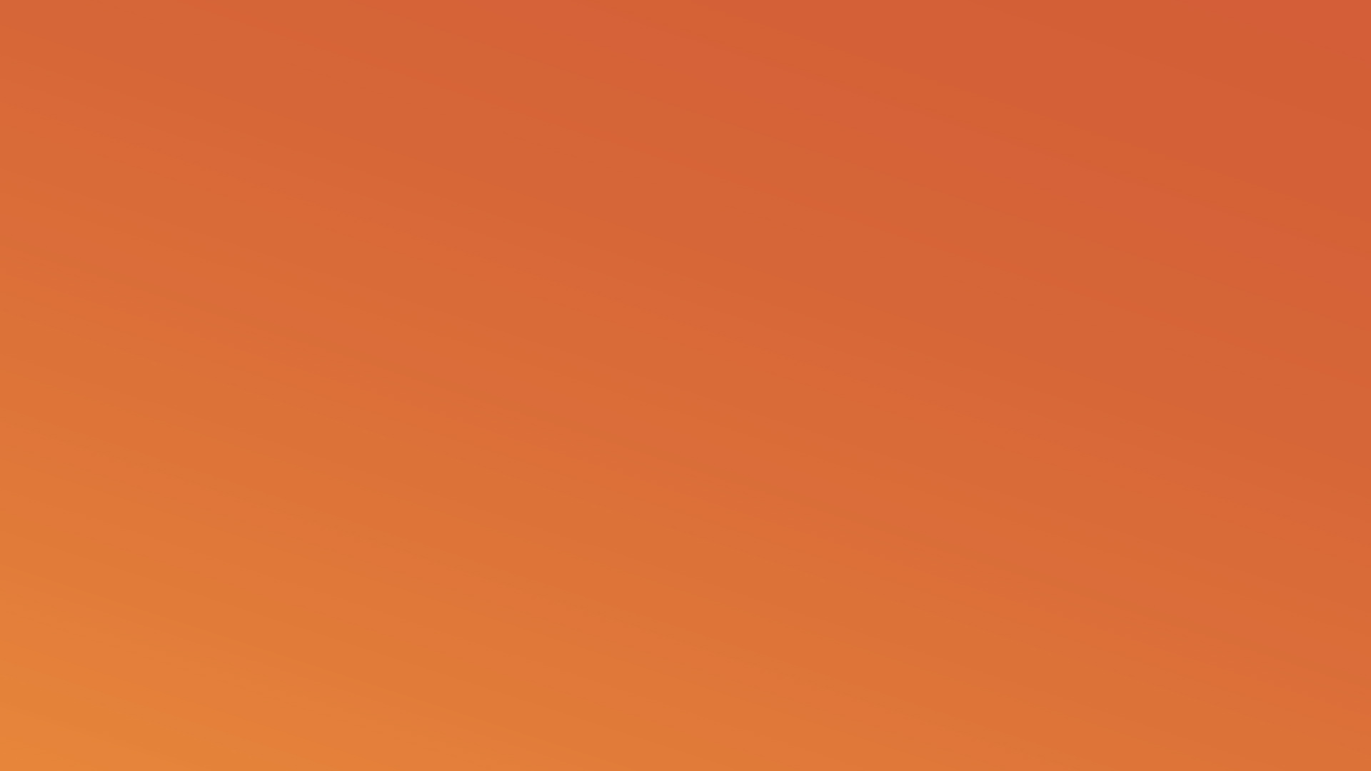 Gradient Orange Color Image