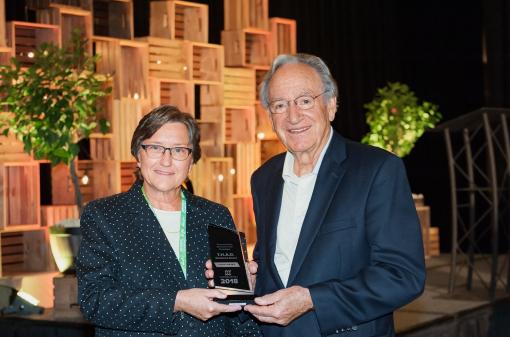 2018 THAD Winner Dr. Jeanne Loyd